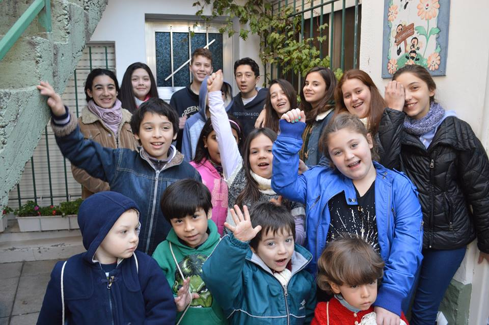 Niños CDD